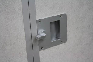 Bathroom Door Lock