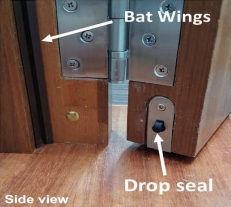 Acoustic Drop Seal